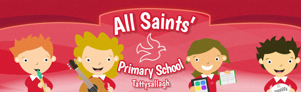 All Saints' Primary School, 42 Tattysallagh Road, Omagh, Co. Tyrone