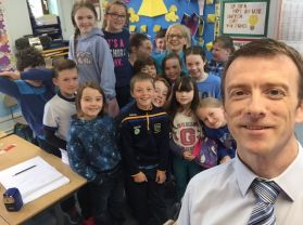 P5 Wear Blue For Ethan