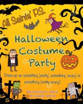 Halloween Costume Party/Disco
